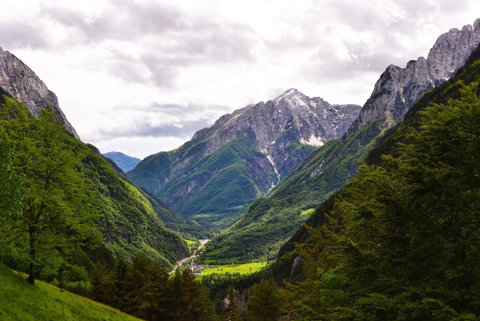 Beautiful Eastern Europe: Julian Alps Slovenia