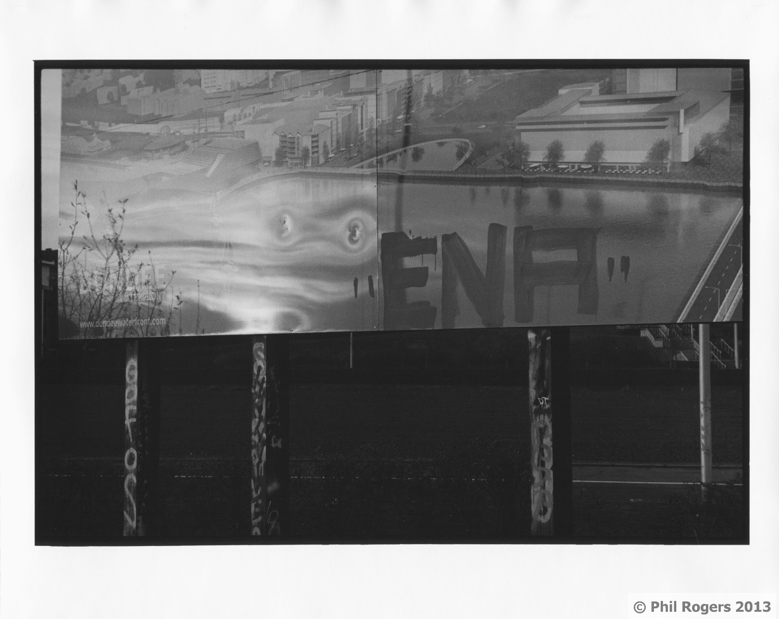 Kodak TMY2 400, Kentmere Fineprint VC Glossy
