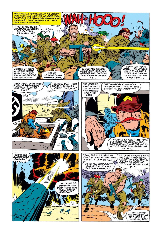 Captain America (1968) Issue #383 #316 - English 31