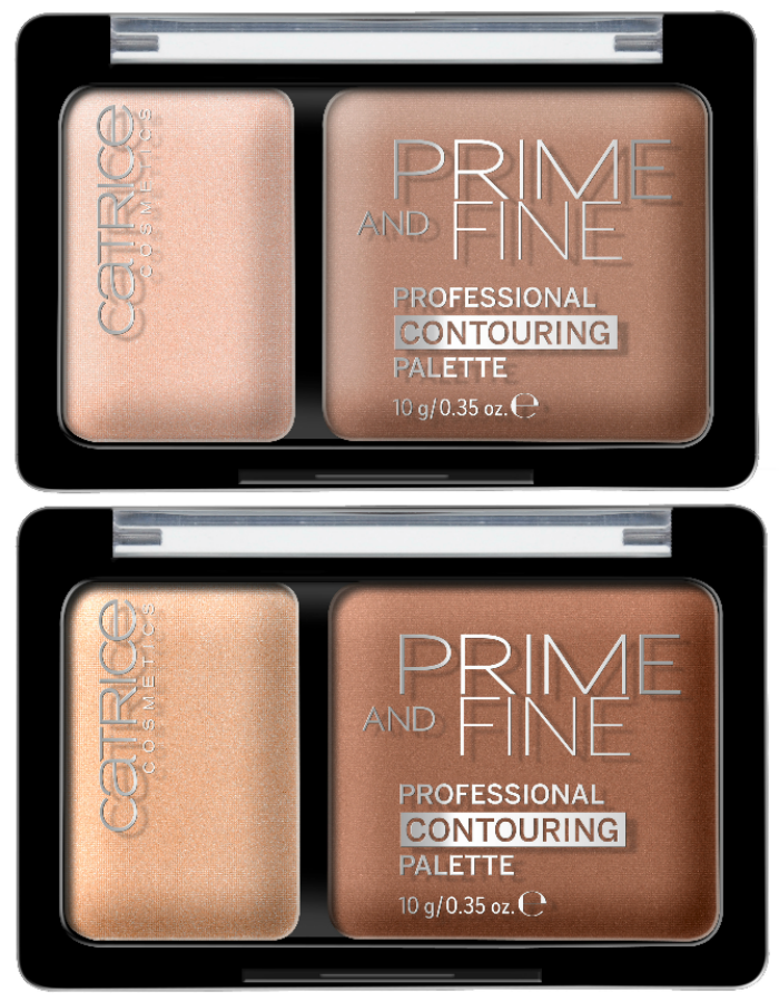 CATRICE Prime and Fine Professional Contouring Palette** NEU