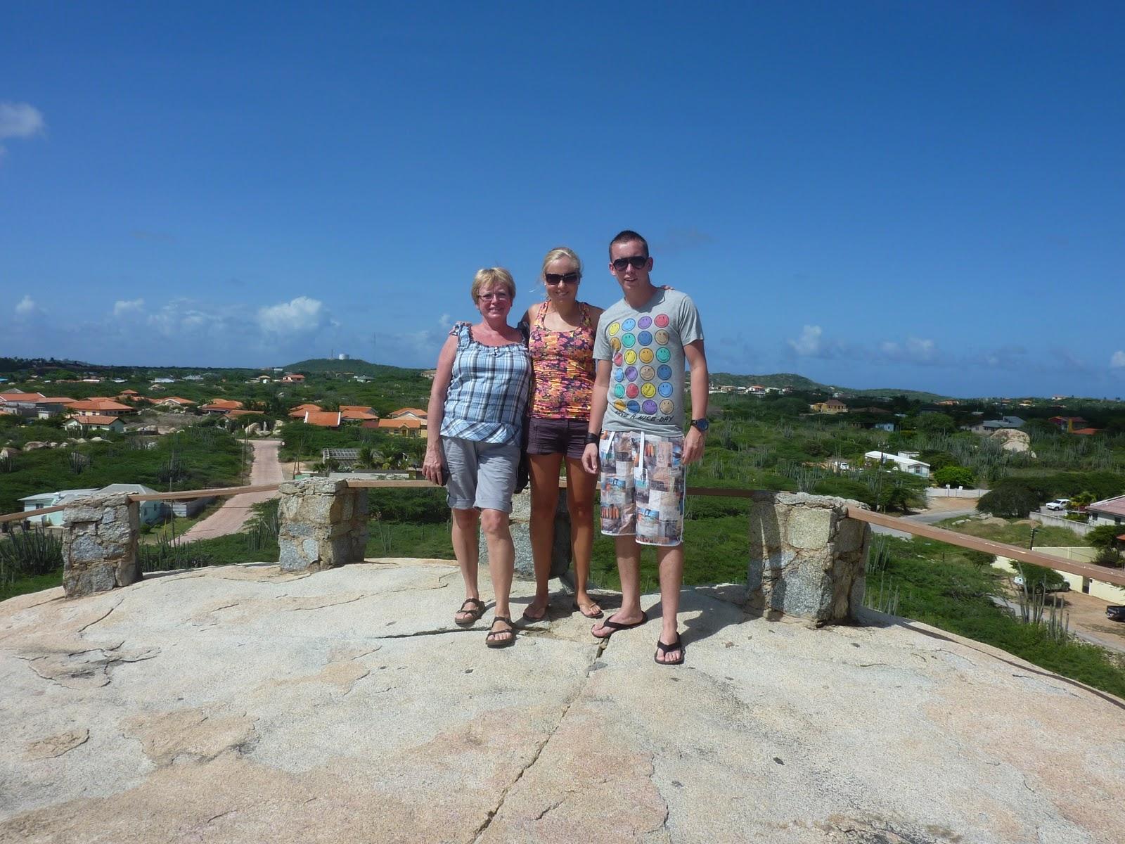Een jaar op Aruba!: november 2011