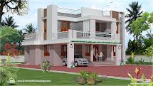 2 Story House Exterior Design
