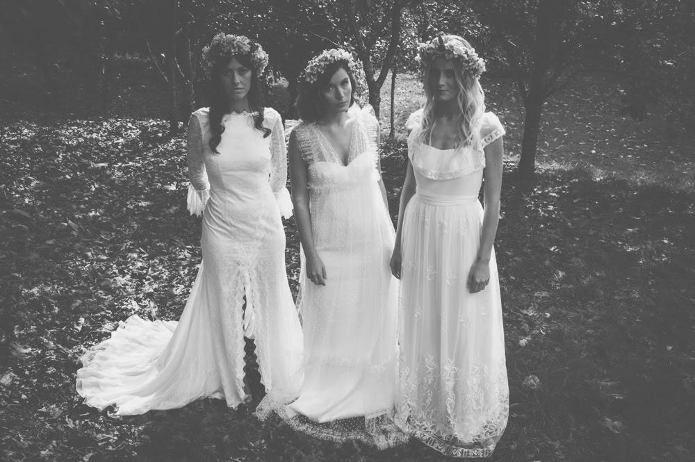 novias boho