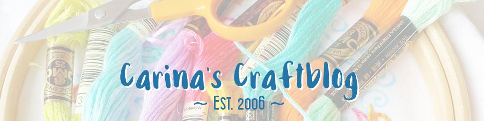 Carina's Craftblog