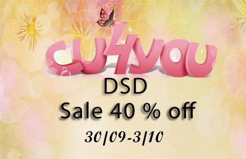 dsd sale