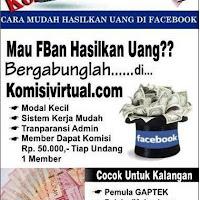 komisivirtual.com cari uang dengan mudah