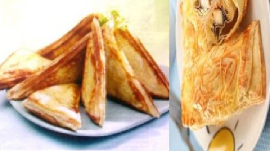 Resep Cara Membuat Roti Goreng Krim Keju