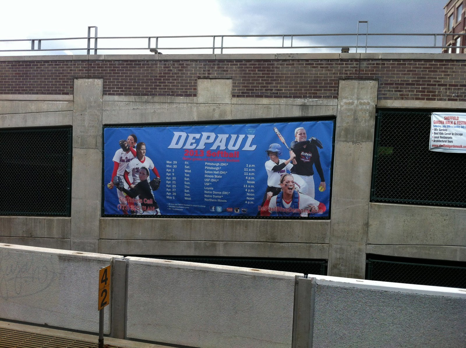 Color printing depaul - Sports Wise Depaul Is Well Known For Their Basketball Programs Men And Women They Do Not Have A Football Program As A Varsity Softball Coach