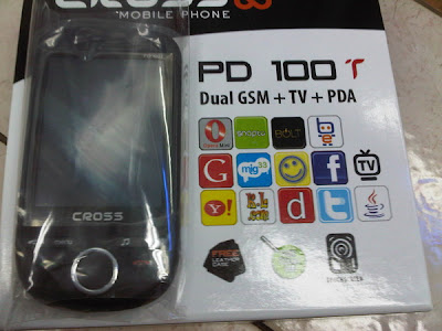 Download Firmware Cross PD100 T