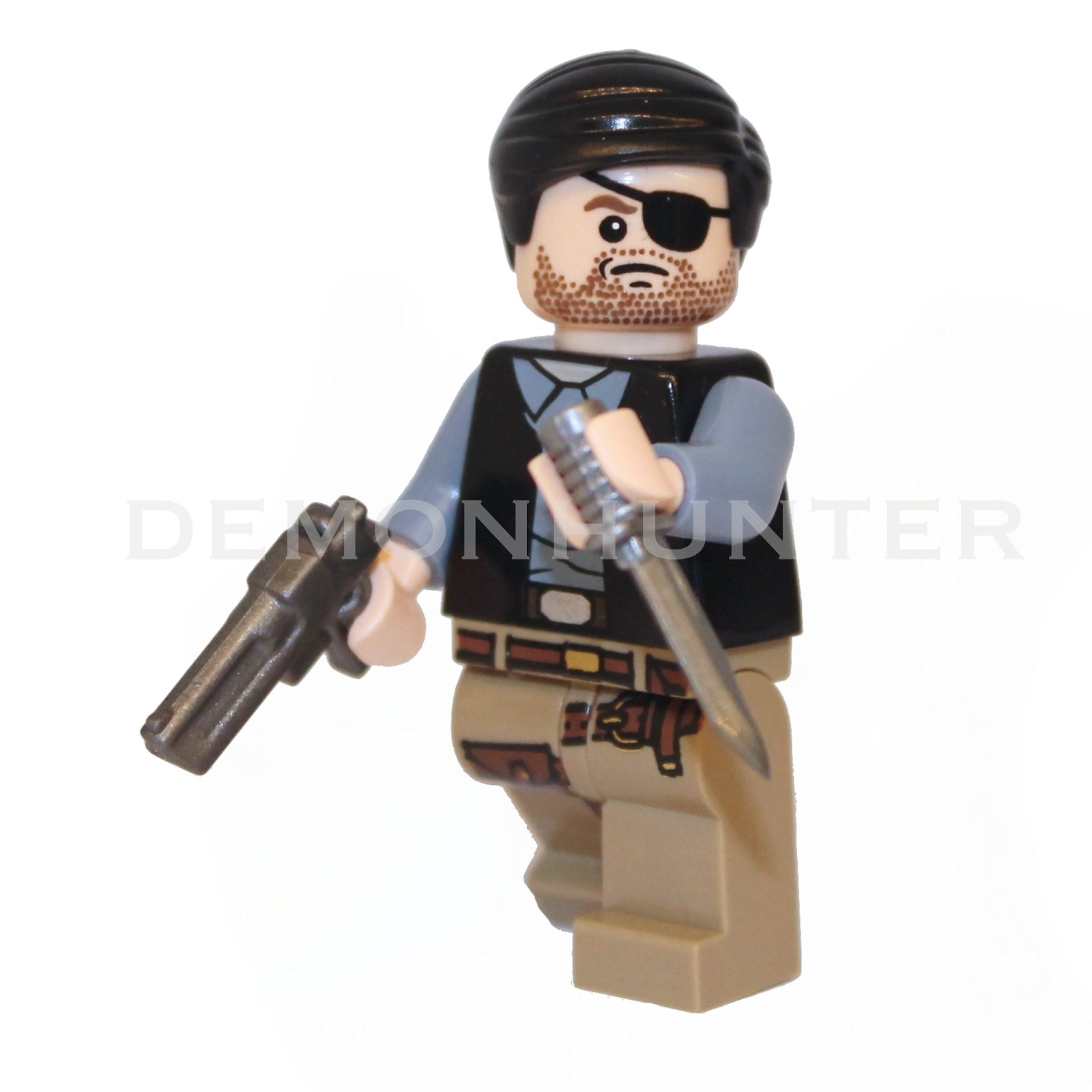 Walking dead lego daryl the walking - Lego Custom Figures Afol The Governor Lego Philip Blake Lego The Walking