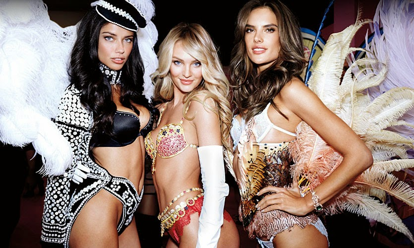 The 2014 Victoria's Secret Fashion Show is Headed to London!