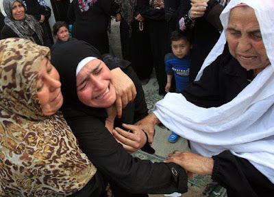 Imagens fortes-atenção- crimes de Israel - foto 25
