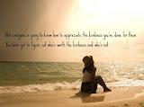 Cel care traieste in pustietate isi poate face propriile legi...