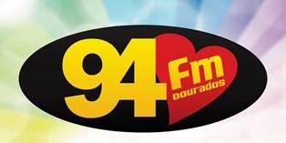Rádio 94 FM de Dourados MS ao vivo