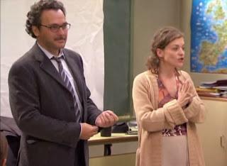 José Coronado retoma el papel de Luis Sanz de 'Periodistas' en 'Los Serrano', con Nuria González