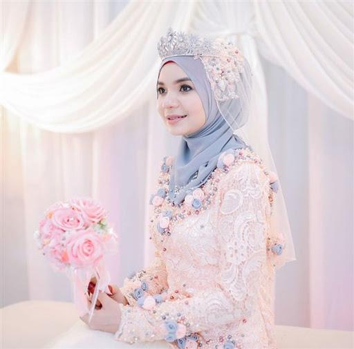 Contoh Model Baju Muslim Terbaru 2018