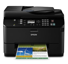 Epson WP-4535 Printer Driver Download