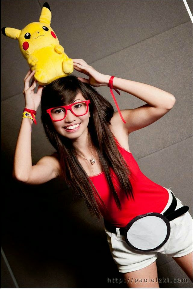 hot pokemon cosplay
