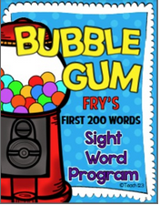 Sight Words: Fry