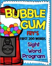 Sight Words: Fry
