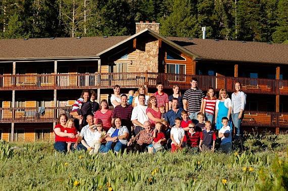 Shaunae's Family 2010