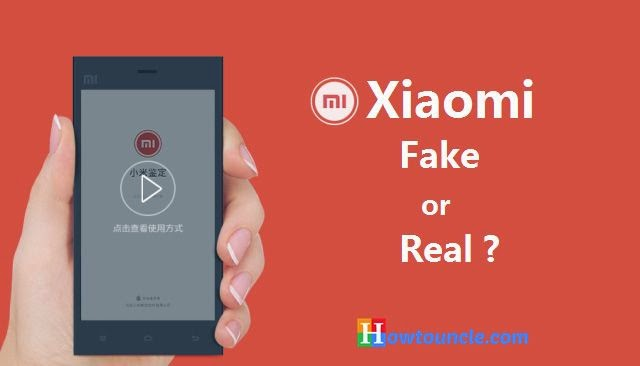 Xiaomi Mi3, Xiaomi Mi4, Redmi 1s, Mi Identification app, Xiaomi Android Smartphone, Xiaomi Fake or Real, identify a Fake or Real Xiaomi phone, Identify a Fake Xiaomi
