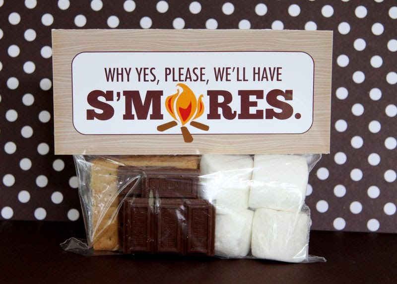Cute Food For Kids?: 50 S'mores Recipes