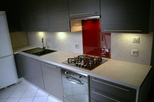 Cuisine decoration style simple for Decor cuisine simple