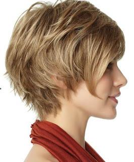 Style Rambut Shaggy Perempuan Terkini Shainginfoz - Gaya rambut pendek budak perempuan