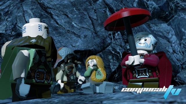 LEGO The Hobbit PC Full Español