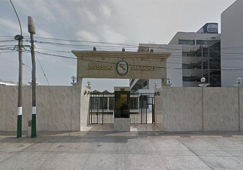 Universidad San Andrés - USAN