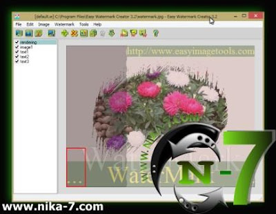 Easy Watermark Creator 3.2 Full Version
