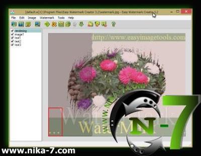 Easy Watermark Creator 3.2 Full Version