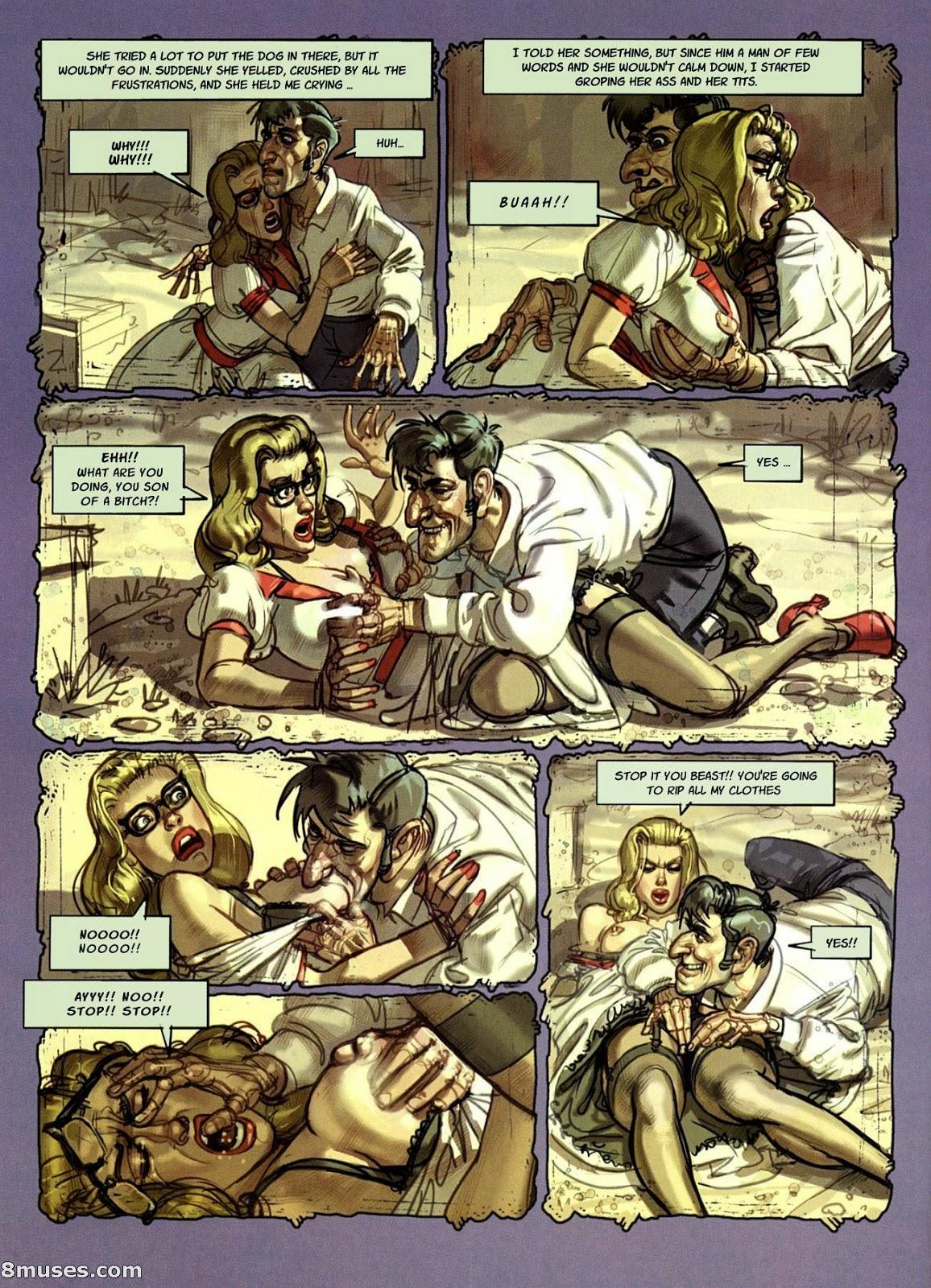 porn comics english