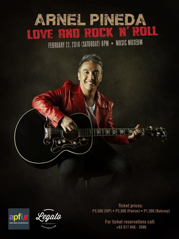 Manila Concert Junkies: Journey frontman Arnel Pineda will ...