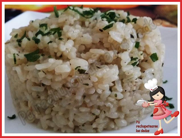 *arroz Blanco Para Guarnición (olla Gm-e)