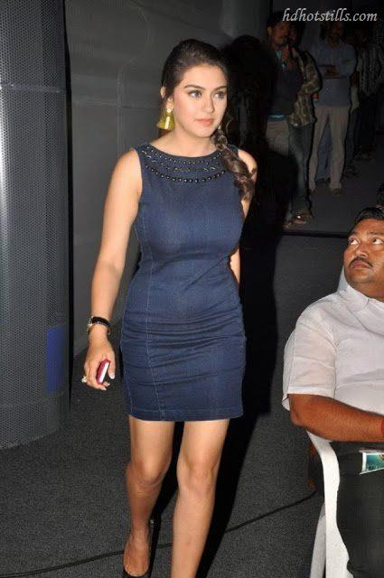 Meenakshi Dixit Spicy Images In White Skirt - Actress Album