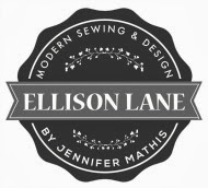 Sew South is brought to you by Jennifer Mathis of Ellison Lane.