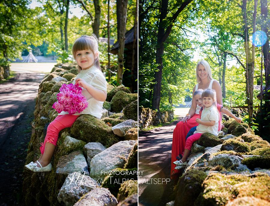 fotograafiga õues-fotograaf Marika Talpas-Taltsepp