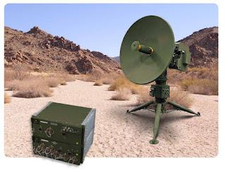 Стационарное наземное терминальное оборудование F-STE многофункционального тактического канала (MR-TCDL)