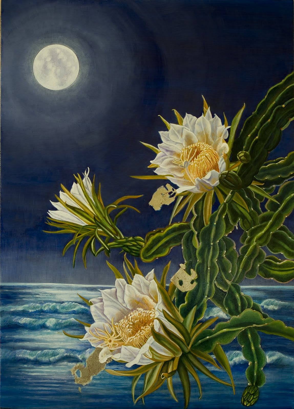 The Creative Native Project Mystical Moonlight Bloom