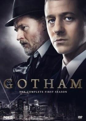 Gotham – Todas as Temporadas Dublado / Legendado (2016)