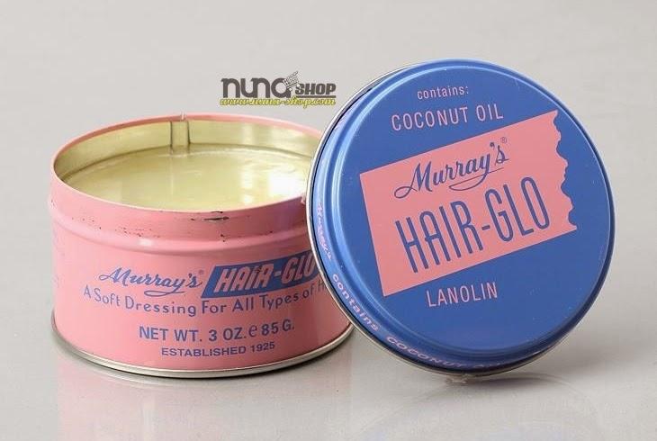 Health & Beauty Hair Care – Murrays Pomade Hair Glo – 85 gr 3oz Premium