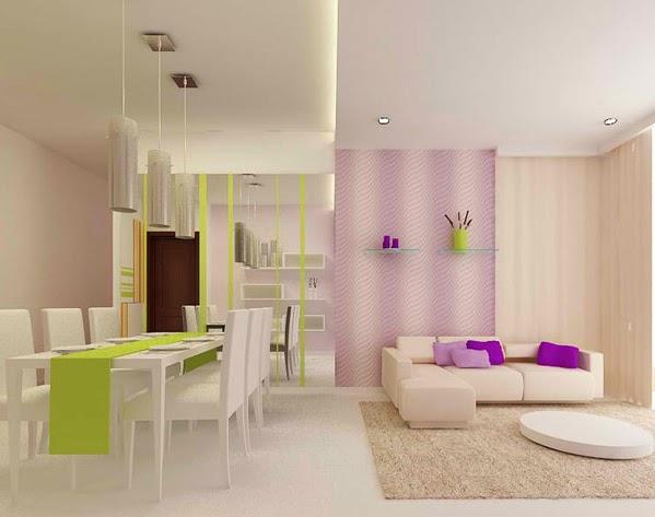 Décoration salon moderne