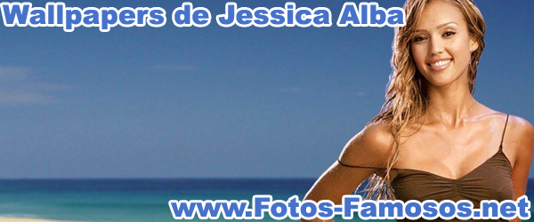 Wallpapers de Jessica Alba