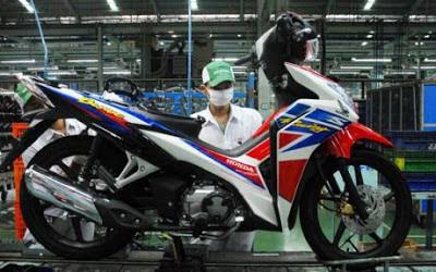 Harga dan Spesifikasi New Honda Blade
