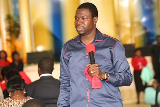 How they stage manage miracles at (PHD) Prophet Magaya's Church.