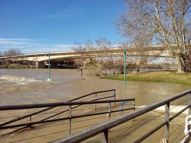 Puente de la Unión Zaragoza