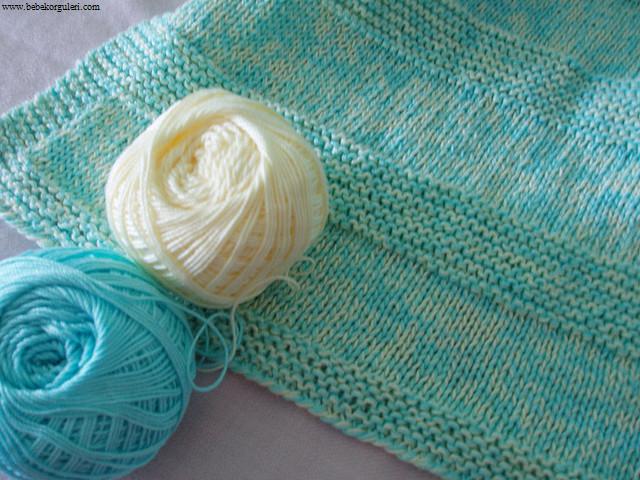 en güzel bebek battaniye modelleri - 1