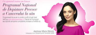 Mamografie gratuita prin Fundatia Regina Maria in parteneriat cu AVON